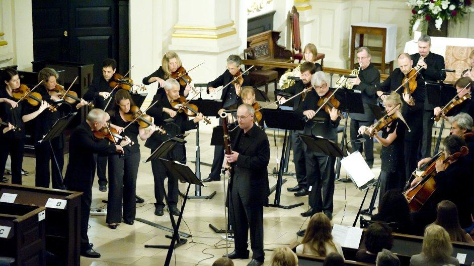 Na festivalu vystoupí i londýnský orchestr Akademie sv. Martina v polích.