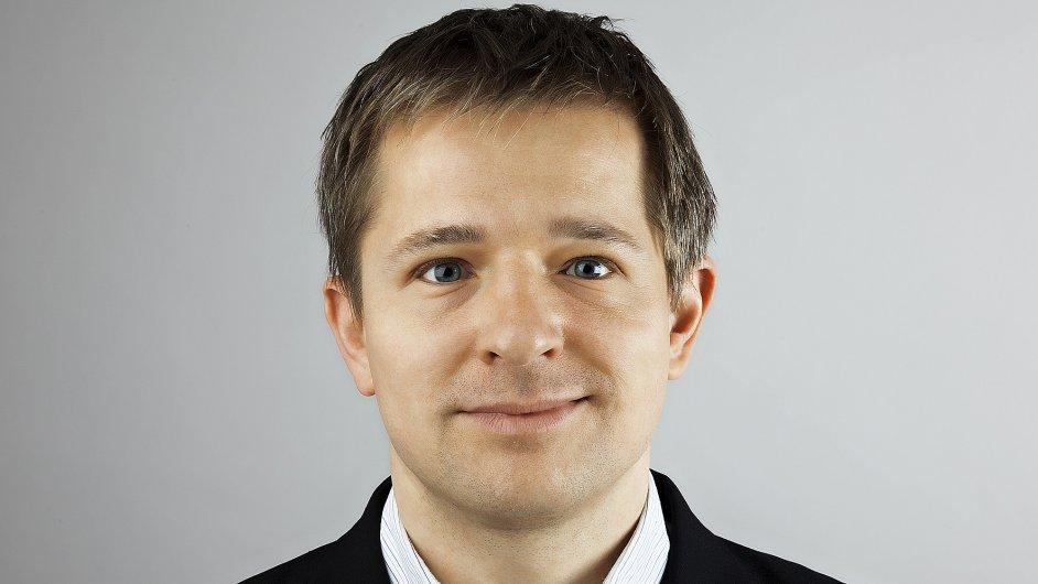 Marek Sojak, marketingový manažer LG Electronics