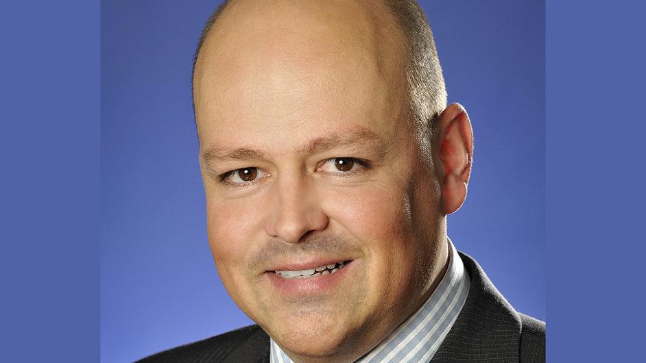 Jan Krob, director pro oblast IT (management consulting) KPMG Česká republika