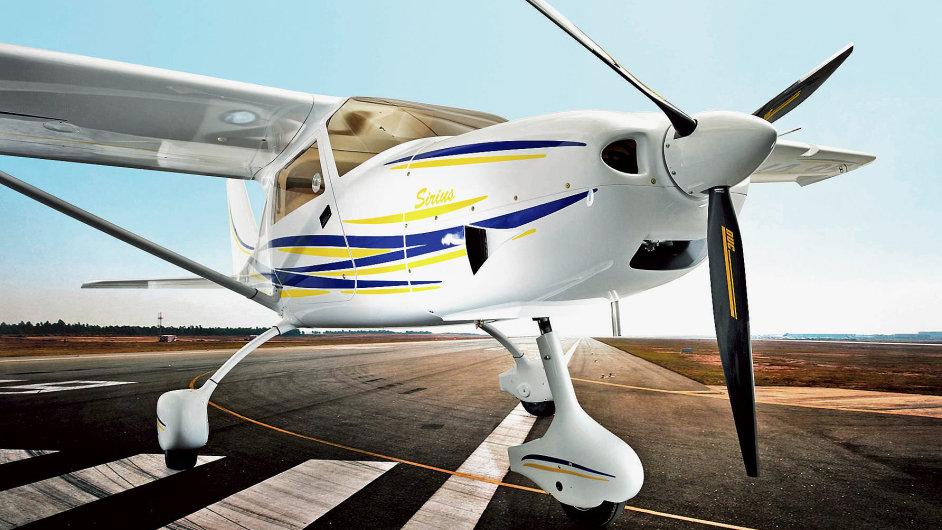 Královéhradecký TL-Ultralight patří mezi největší výrobce ultralehkých letadel u nás. (na foto: TL-3000 SIRIUS)