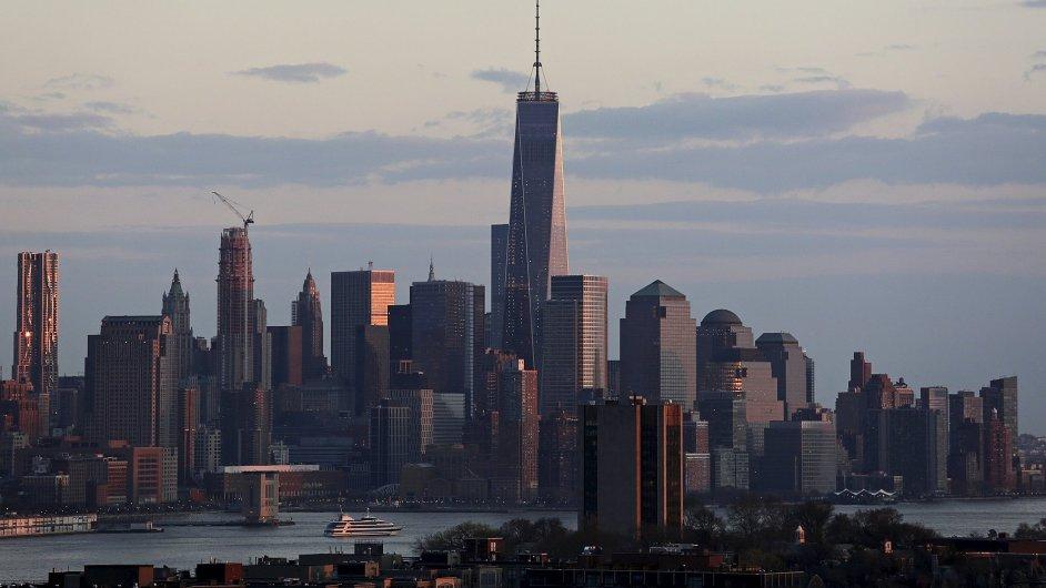 New York (ilustrační foto)