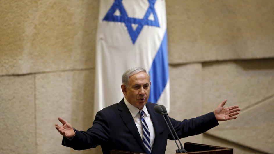 Staronový izraelský premiér sestavil novou pětičlennou vládní koalici.