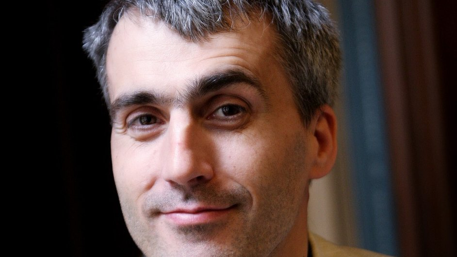 Robert Basch, ředitel Nadace Open Society Fund Praha