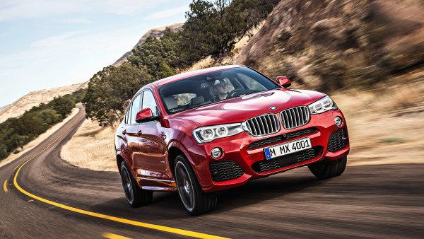 Německá automobilka BMW si v loňském roce vydělala 6,4 miliardy eur - Ilustrační foto.