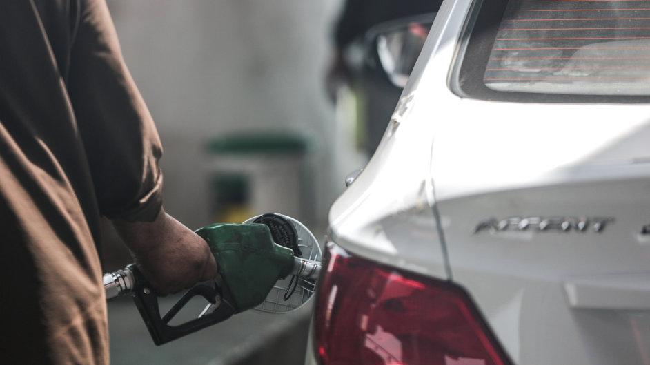 Saudská Arábie - ropa