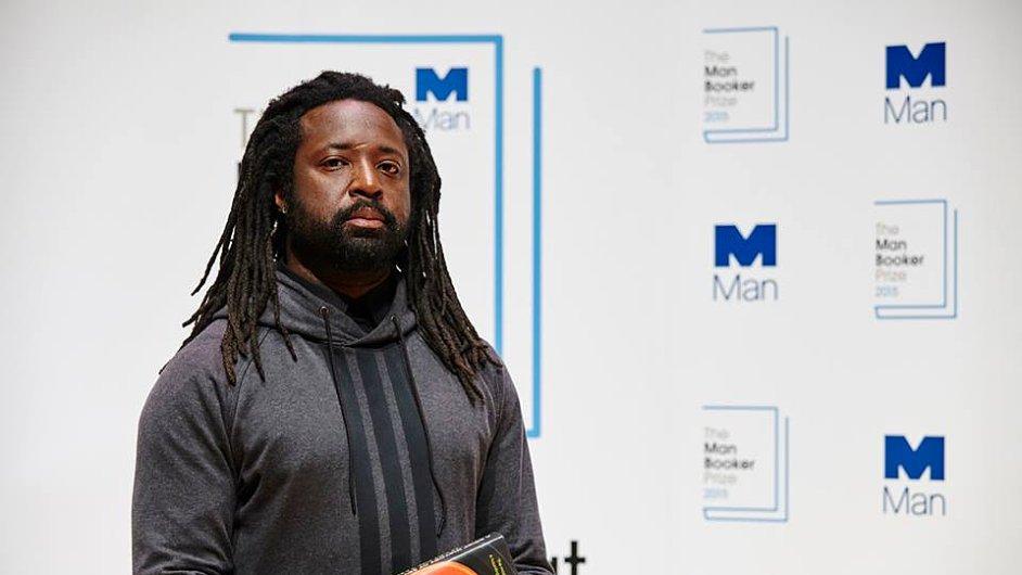 Na snímku autor vítězného románu Marlon James.