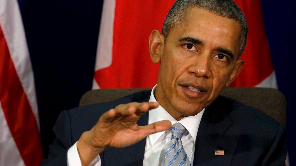 Prezident Barack Obama v případě přijetí zákona v senátu zvažuje použití veta.
