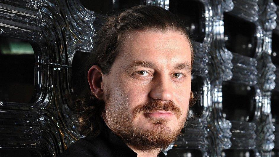 Michal Hošek, COO společnosti LASVIT