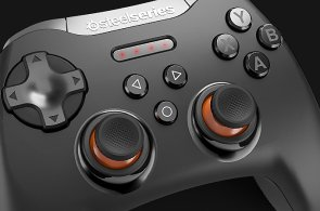 SteelSeries Stratus XL: Kdo ��k�, �e hry na mobilu mus�te ovl�dat prstem na skle?