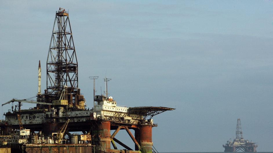 Ázerbajdžán, ropa, těžba