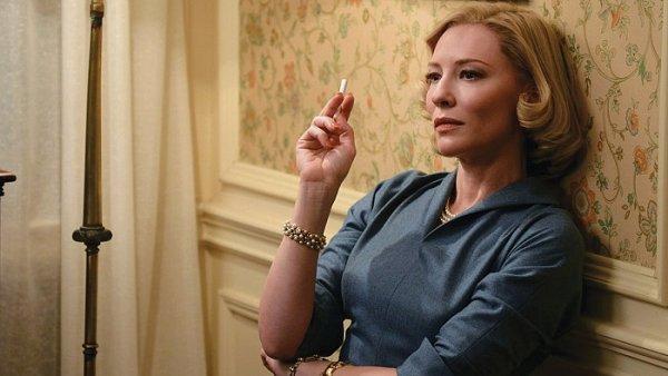 Festival zahájí film Carol s Cate Blanchettovou (na snímku) a Rooney Mara.