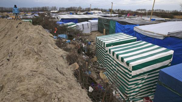 Peníze od Velké Británie budou použity k podpoře bezpečnosti v Calais.