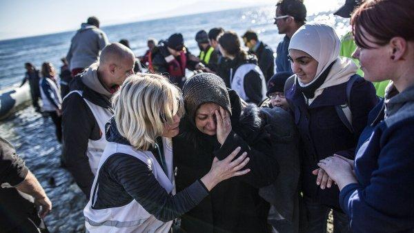 Počet uprchlíků připlouvajících na řecký Kos klesá. Hoteliéři se přesto bojí špatné sezóny - Ilustrační foto.