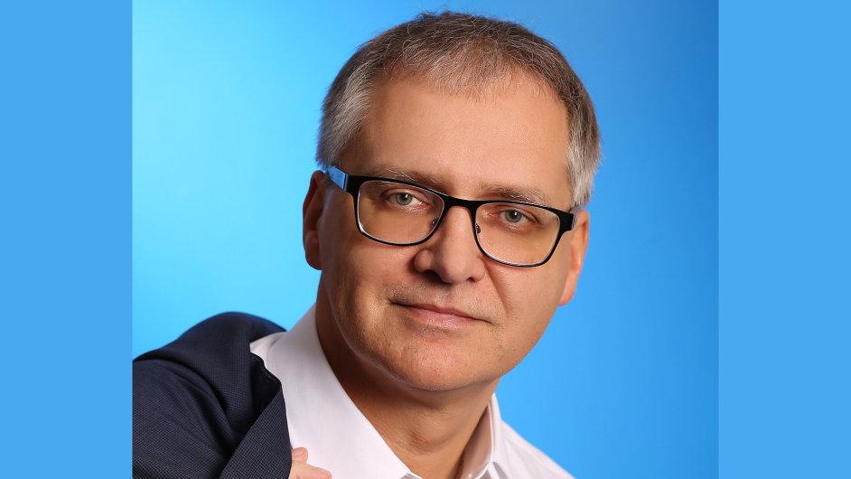 Jan Tomíšek, ředitel společnosti Vema