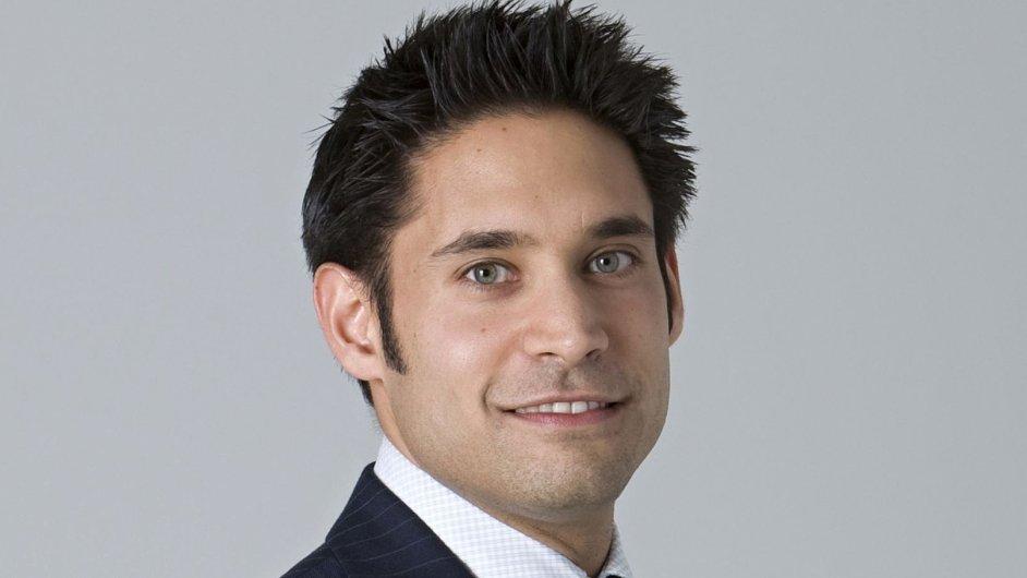 Mark Siva, generální ředitel společnosti Whirlpool v České a Slovenské republice