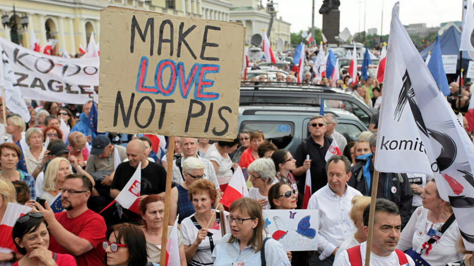 Polsko, výročí, svobodné volby