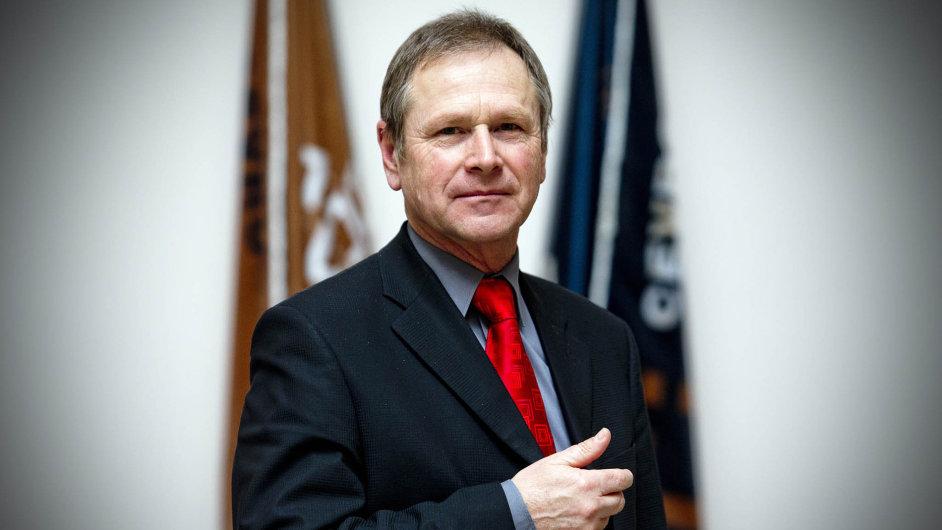 Bývalý náčelník českého Generálního štábu Jiří Šedivý.