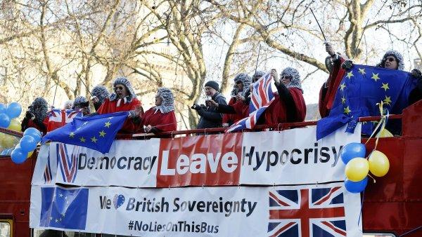 Velká Británie přestane být po 29. březnu 2019 členem Evropské unie.