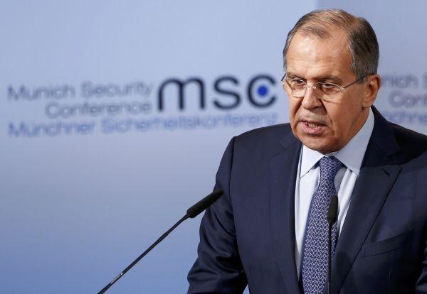 Sergej Lavrov, mnichovská bezpečnostní konference