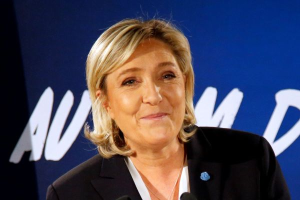 Marine Le Penová, Francie.