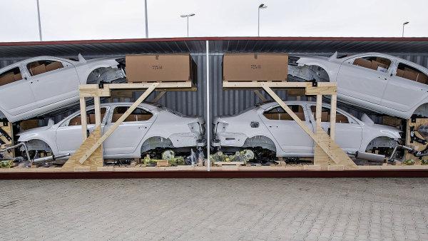 Obalový koncept 4v1 Škody Auto získal třetí místo v soutěži Worldstar