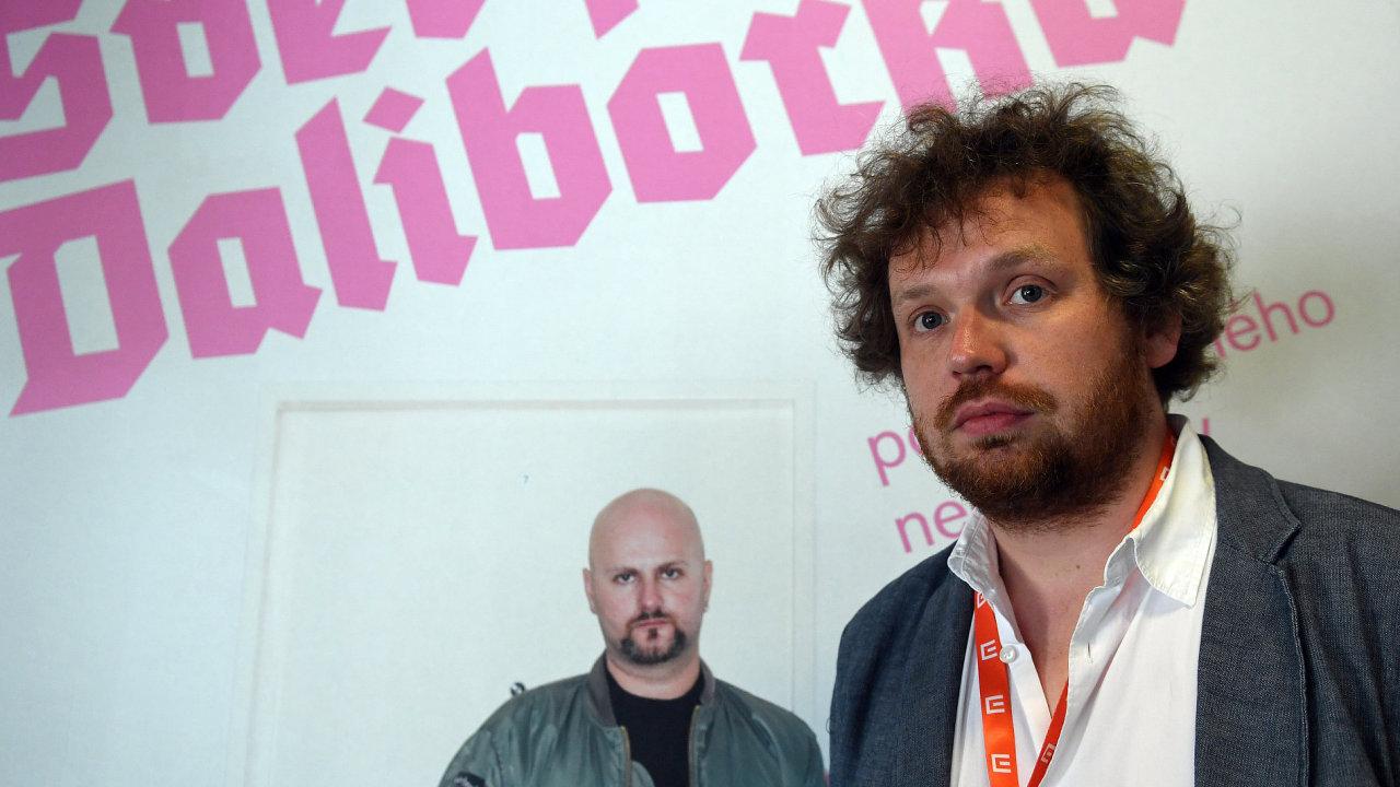 Vít Klusák (na snímku) svůj film na festivalu v Karlových Varech uvedl premiérově, kina jej začnou promítat příští čtvrtek.