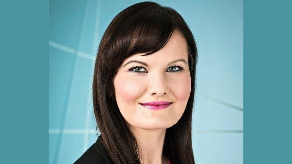 Kateřina Pavlíková, mluvčí společností Czech Airlines Technics a Czech Airlines Handling