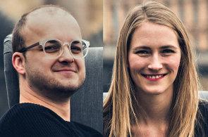 Marek Linhart a Michaela Mundlová, agentura Digital Brain