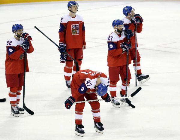 Hokejisté, Olympijské hry