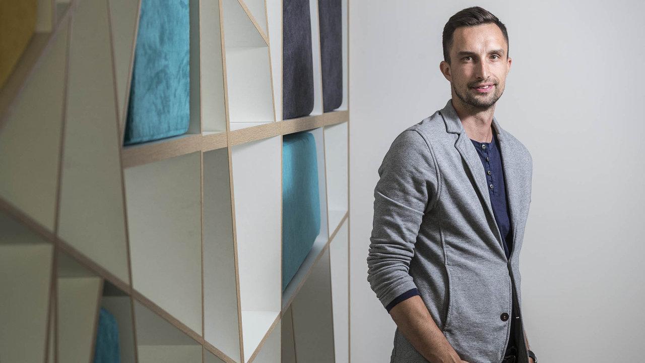 Šéf firmy DoDo Michal Menšík sází nato, že lidé dnes chtějí hlavně šetřit časem.