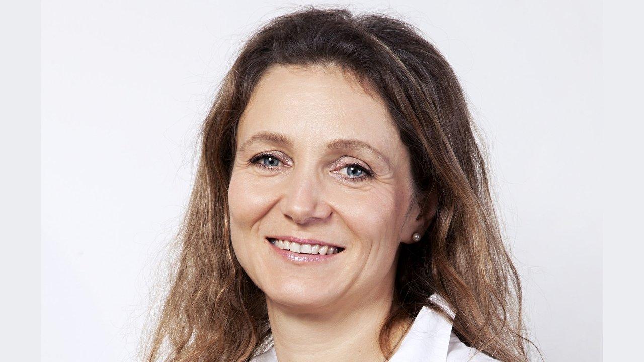 Barbora Tomšovská, prezidentka headhunterské asociace Sigma Search Partners