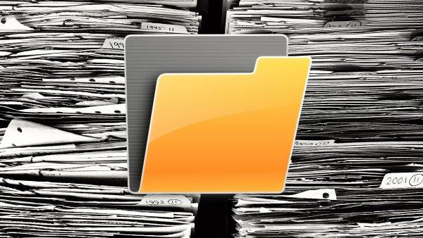 Správa dokumentů, elektronizace, ilustrace