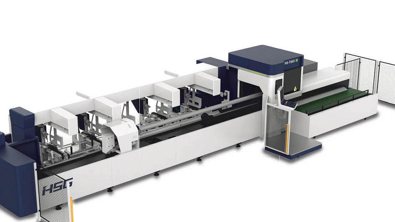 Mezinárodní firma 4ISP slavnostně otevřela 6. září tohoto roku největší prodejní a předváděcí centrum EURAZIO na lasery a CNC stroje v Evropě.