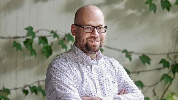 Tomáš Kačena, ředitel Extra Online Media