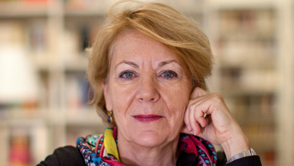 Angelika Ridder, ředitelka Goethe-Institutu v České republice