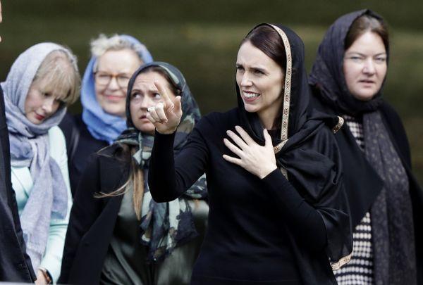 premiérka Jacinda Ardernová, Nový Zéland