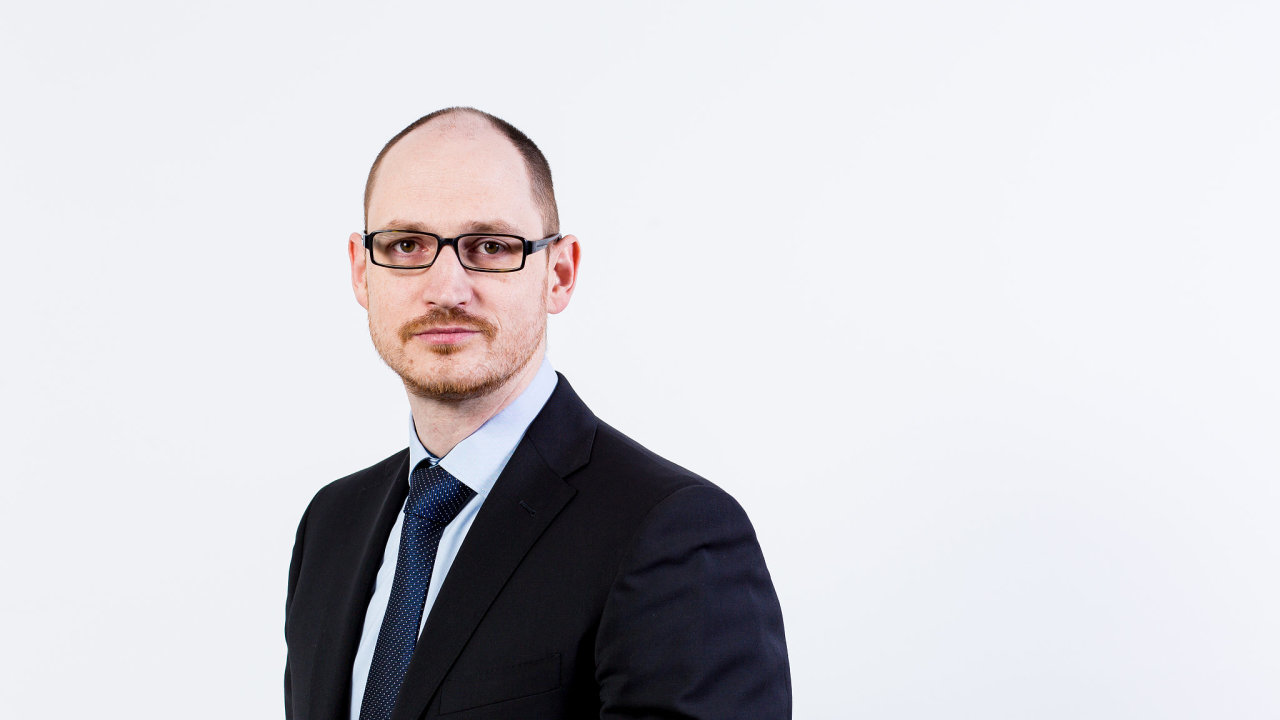 Jan Kodada, obchodní a marketingový ředitel Gebrüder Weiss