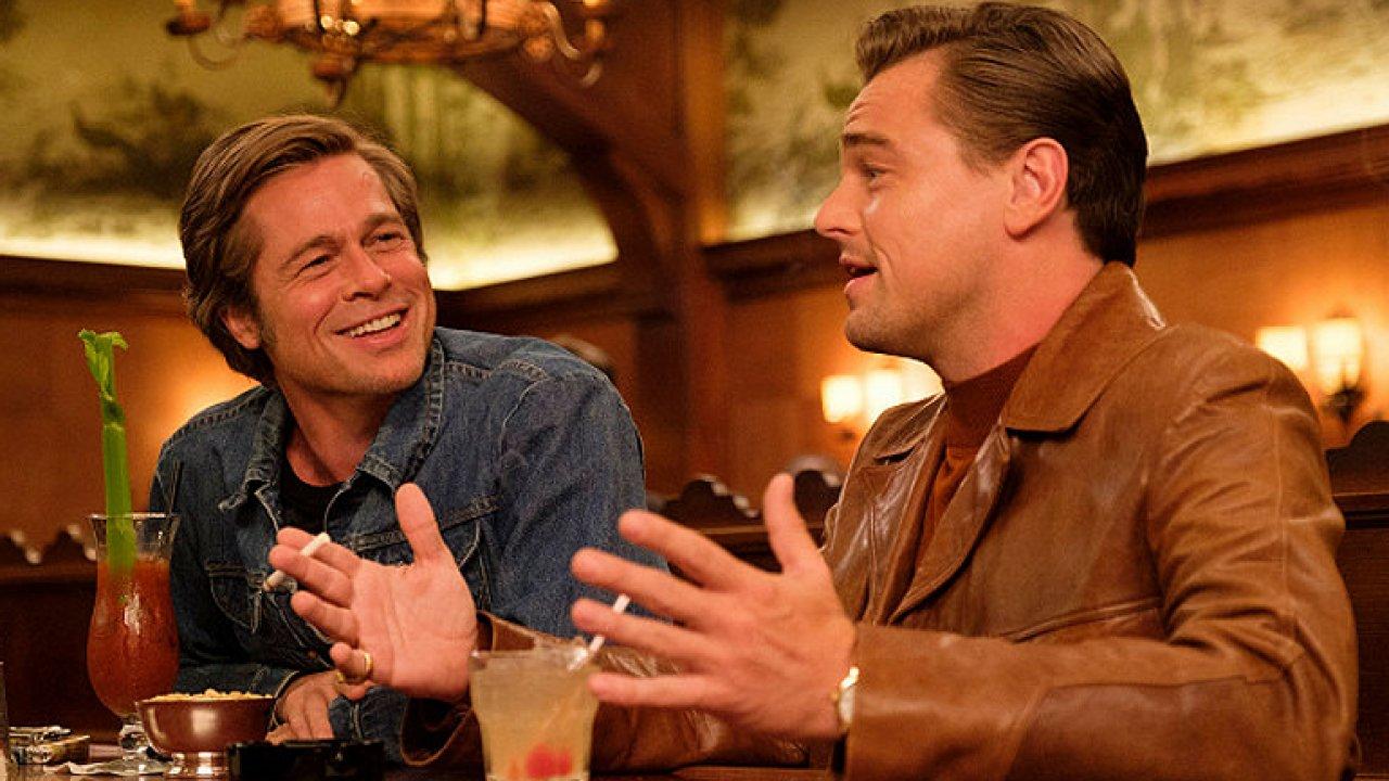 Pitt a DiCaprio jako dokonalý pár. Tarantinův