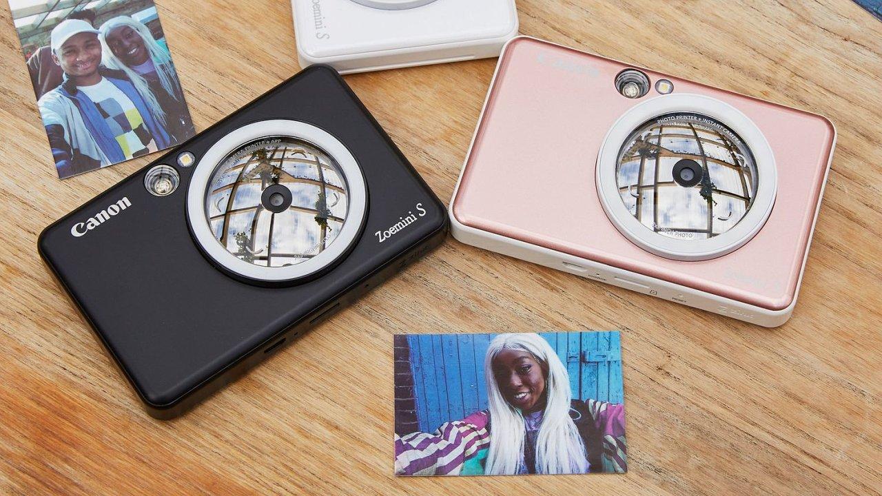 Zoemini S od Canonu je zábavný doplněk, ne náhrada fotoaparátu