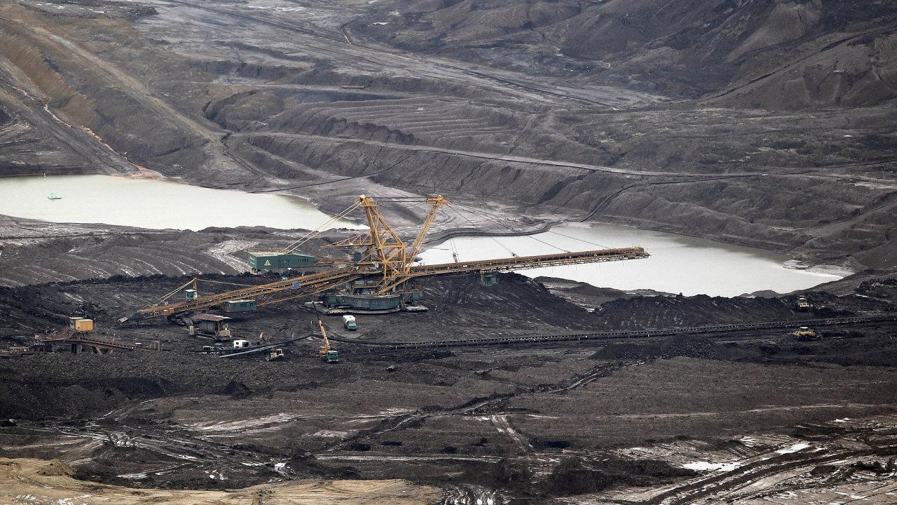 Těžba i spotřeba uhlí celosvětově od roku 2014 roste.