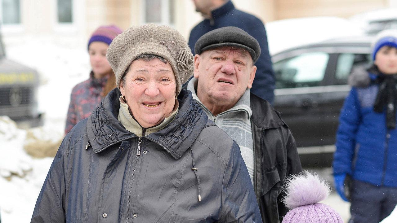 Studie Mezinárodního měnového fondu upozorňuje na to, že stárnoucí populace ve východní Evropě bude představovat problémy pro zaměstnavatele, zdravotní péči apenzijní systémy.