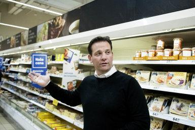 Matt Simister,šéf Teska pro střední Evropu