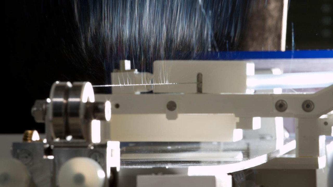 Elmarco je česká technologická firma. Zabývá se vývojem avýrobou strojů Nanospider, které vyrábí nanovlákna. Firmu vede Miloslav Masopust.