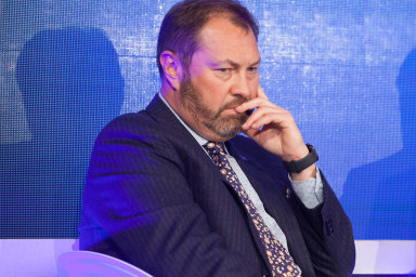 CEE Investment Forum: Generální ředitel pražské burzy Petr Koblic.