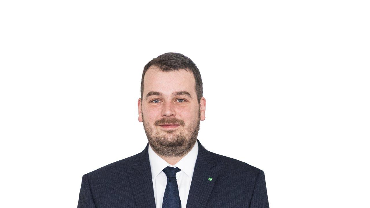 Peter Macala, ředitel skladových procesů, Hopi Holding