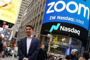 Zoom má díky své jednoduchosti úspěch především mezi začátečníky napoli videokonferencí.