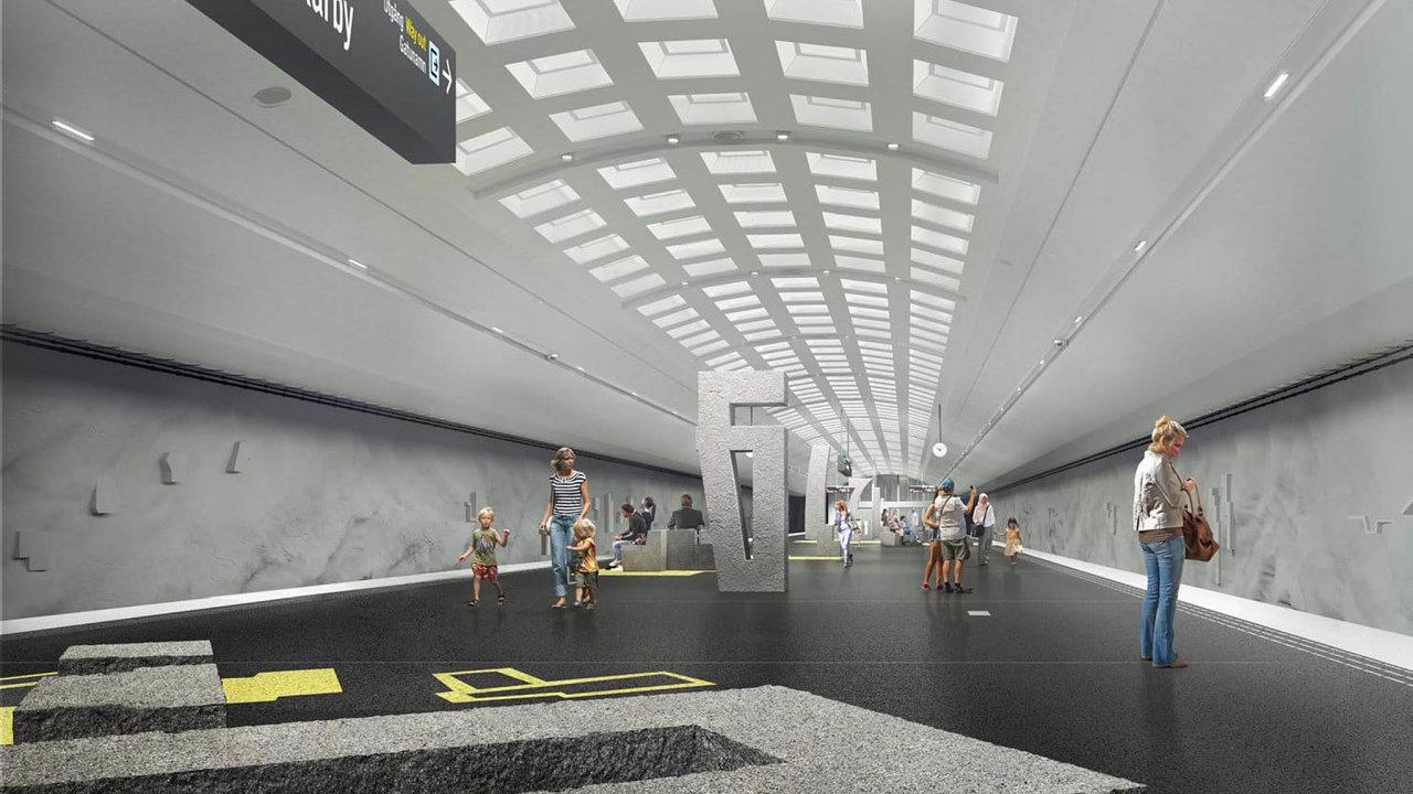Česká společnost Subterra prodlouží modrou linku švédského metra do obceJärfälla. Smlouvu na ražbu čtyřkilometrové trasy včetně dvou stanicuzavřena 27. dubna.