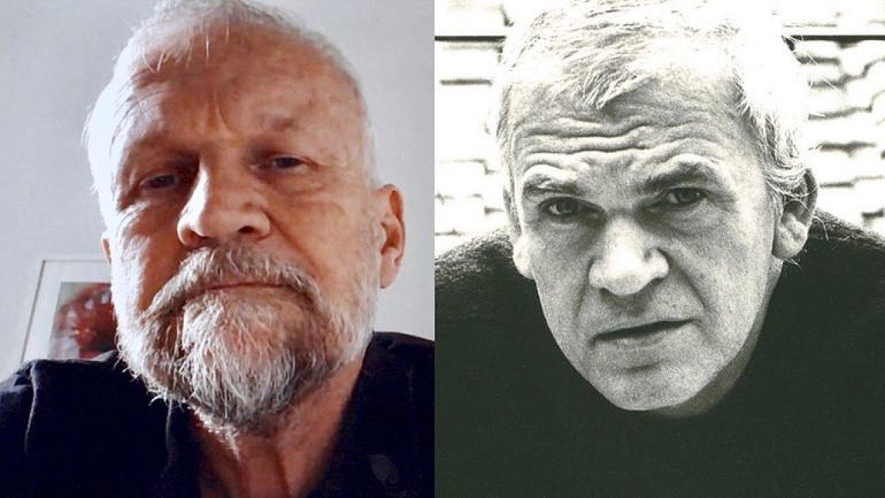 Kundera byl manipulátor, lže o svém životě, má na svědomí udání lidí, říká Novák.
