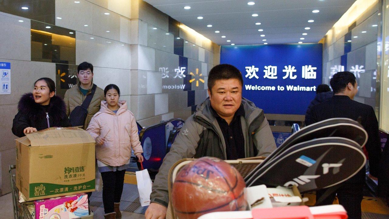 Čína ekonomika