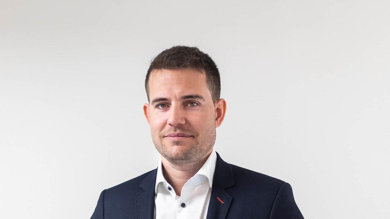 David Hauerland, jeden zezakladatelů realitní společnosti Fidurock.